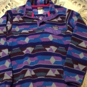 Patagonia Fleece Pullover Women's Size Small